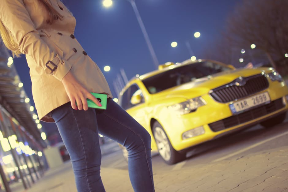 5 Great Taxi Apps