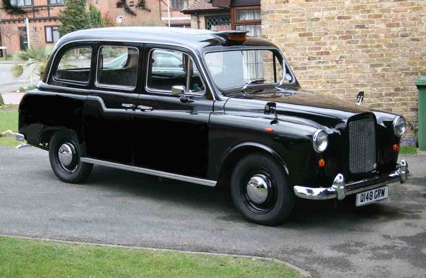 Getting Insurance as a Black Cab Driver